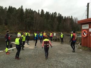 Ballanse på Søndre Brygge